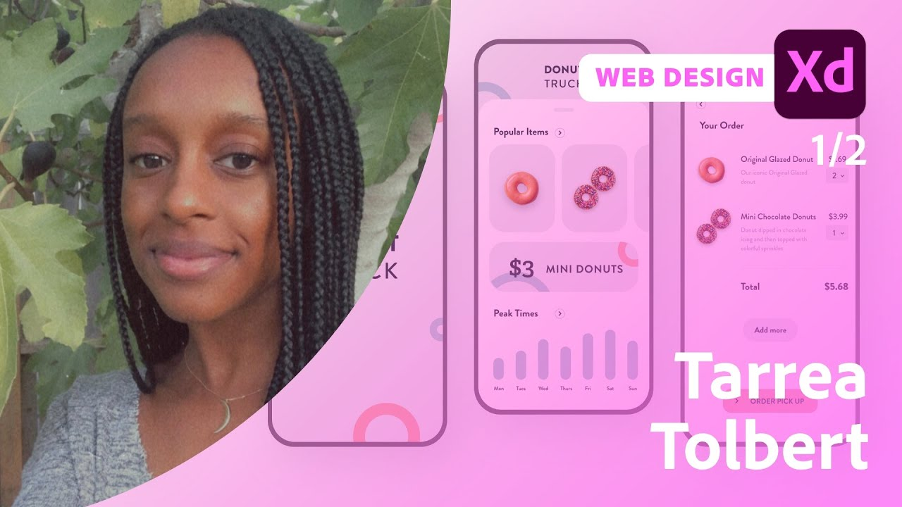Designing a Plant Matching App with Tarrea Tolbert - 1 of 2