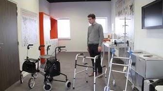 Comment choisir un déambulateur ? - Conseils et solutions ergonomiques
