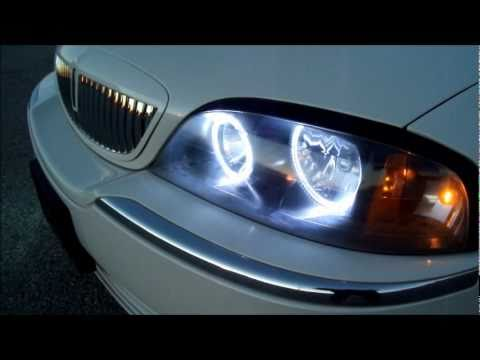 04 Lincoln Ls With Angel Eyes By Umnitza Aka Lightwurkz