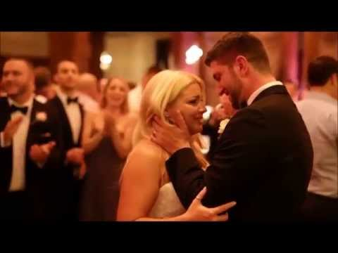 Groom Surprises Bride with Original Song and has Brides Best Friend sing-BEST GIFT EVER