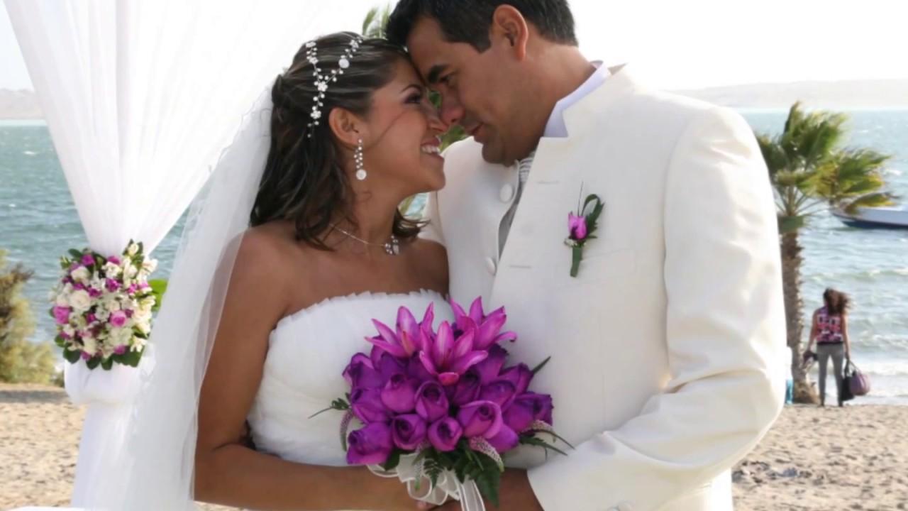 Matrimonio Simbolico En La Playa Peru : Boda en la playa paracas ica youtube