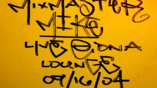 Mixmaster Mike - Live At DNA Lounge - 09-16-04 - Part 1.mpg