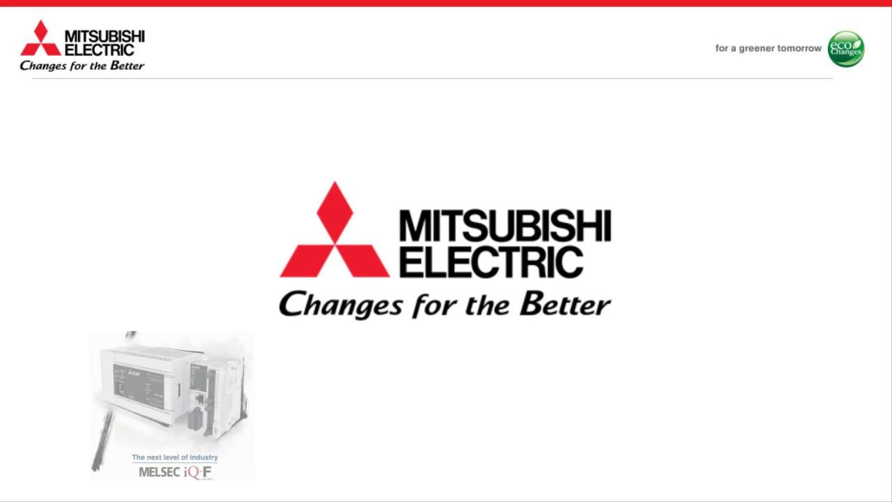 Modbus TCP/IP Mitsubishi Electric