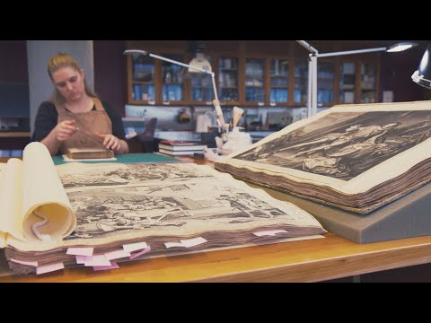 Library Preservation at Harvard on YouTube