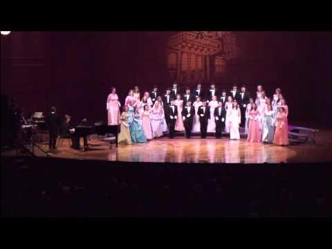 It's Ragtime, (The Entertainer & Alexander's Ragtime Band) arranged by John Leavitt