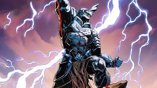 Historia postaci: Batman The Merciless - DC Metal