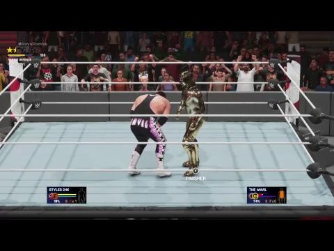 WWE2KAttiresXB1 WWE 2K19 Live Stream