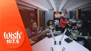 "Brisom performs ""Choose"" LIVE on Wish 107.5 Bus"