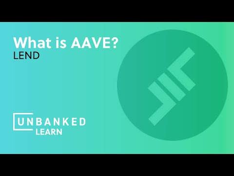 What is AAVE? - LEND Beginners Guide