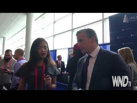 """Tom Fitton at CPAC: """"There's Enough to Arrest Hillary Clinton NOW...People Want JUSTICE!"""""""