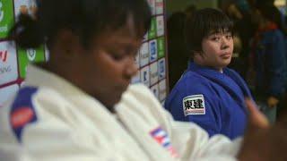 جودوکار هجده ساله ژاپنی با شکست قهرمان جهان پدیده رقابت های مسترز چین شد …