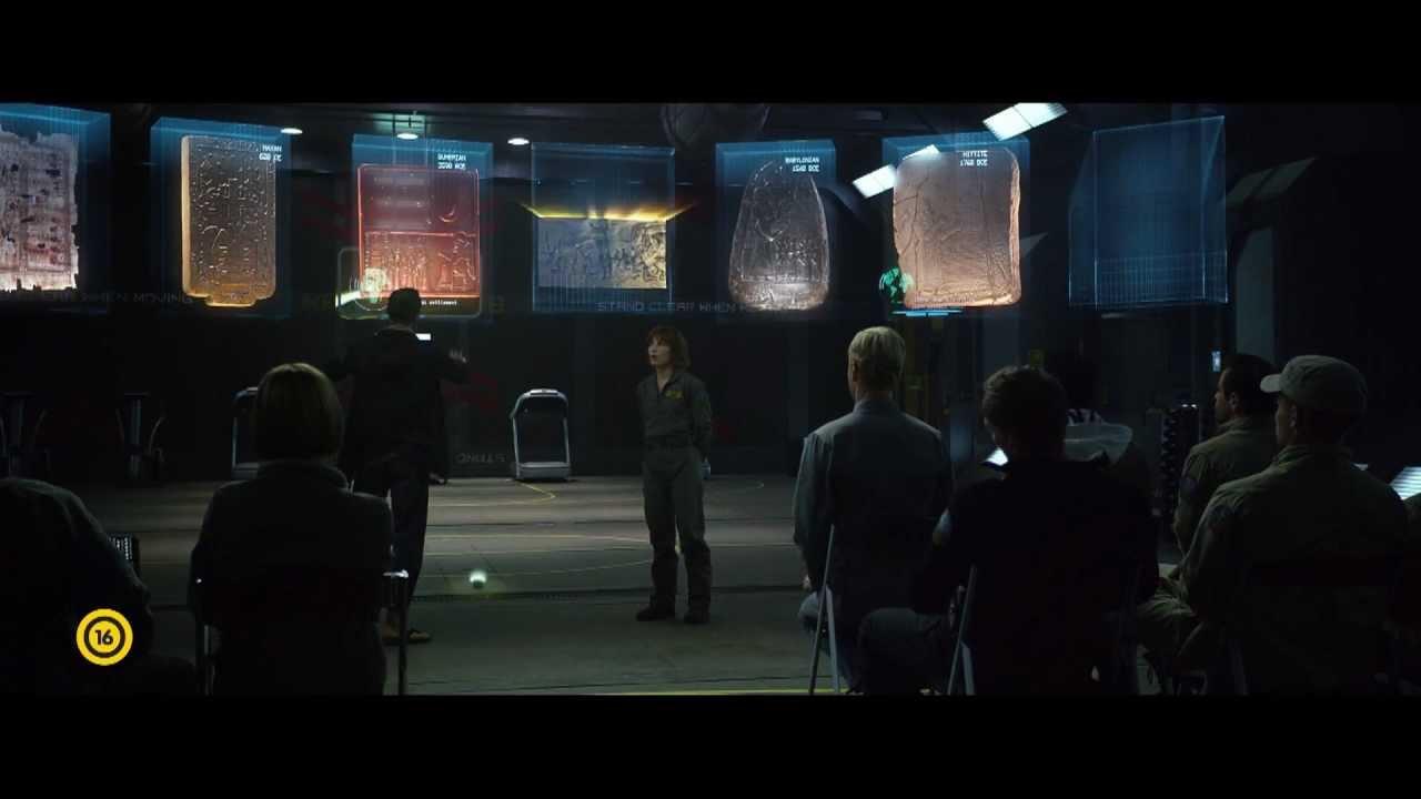Prometheus - 2. szinkronos előzetes (végleges)
