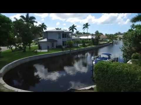 1800 Snook Dr. Naples, FL - Interior to Exterior
