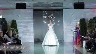 Свадебное платье Иоланта и болеро. Дом моды BELFASO 2014