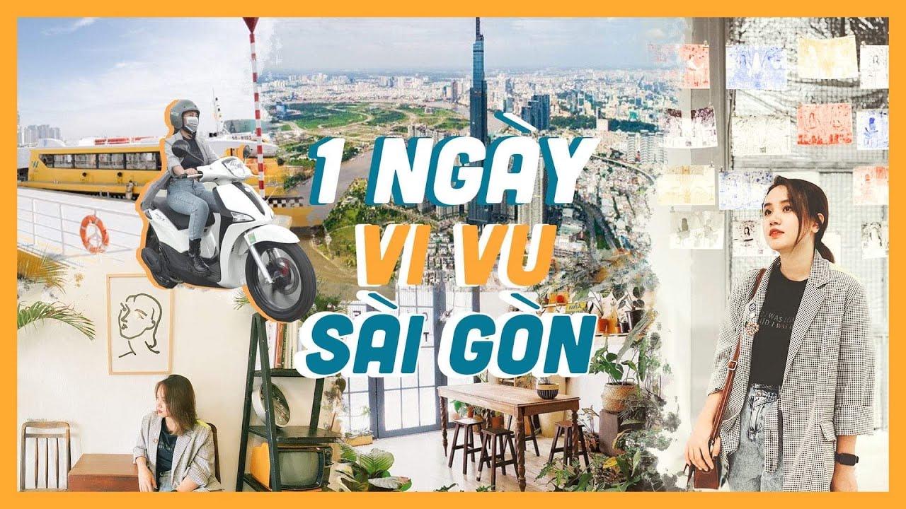 [MiniGame] 1 ngày đi Phượt Sài Gòn – lạ mà quen nhiều điểm đến thú vị! | Tổng quát những nội dung nói về tour du lịch sài gòn 1 ngày chuẩn nhất