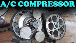 How an A/C Compressor Works