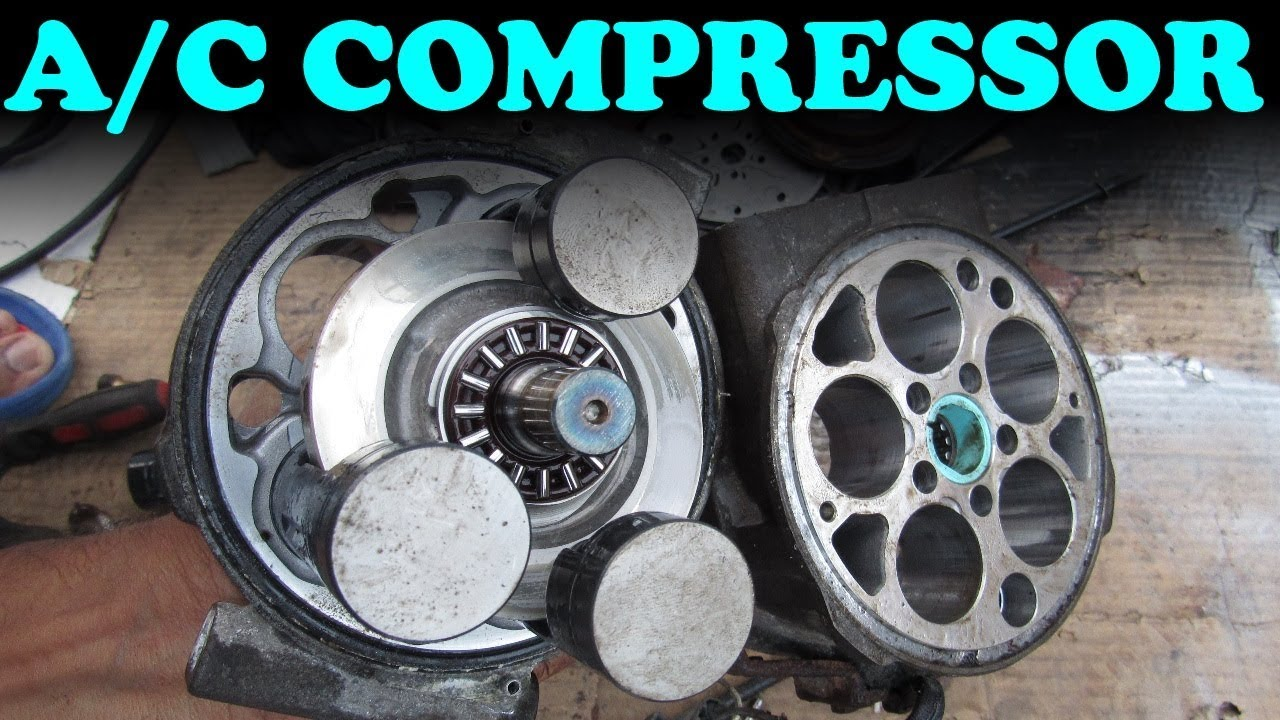 Car AC compressor price in Nigeria, when & how to replace