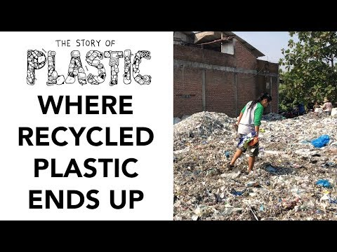 The Story of Plastic: Where Your Recycled Plastic Ends Up