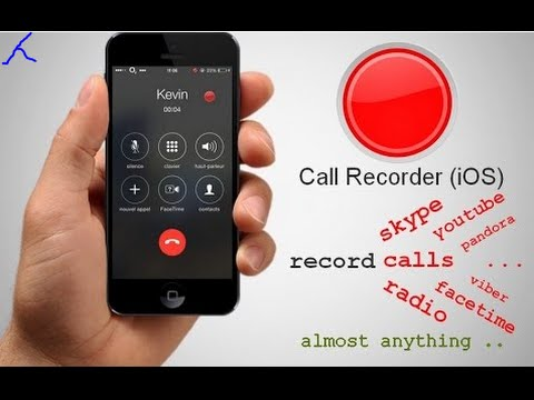 Record Your Phone Calls Iphone