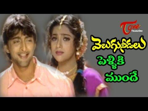Velugu Needalu Songs - Pelliki Munde - Meena - Venkat