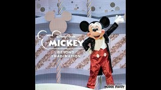 [Music] MICKEY MOUSE  -Beyond Imagination- (Mickey Mouse 90th Special Music)