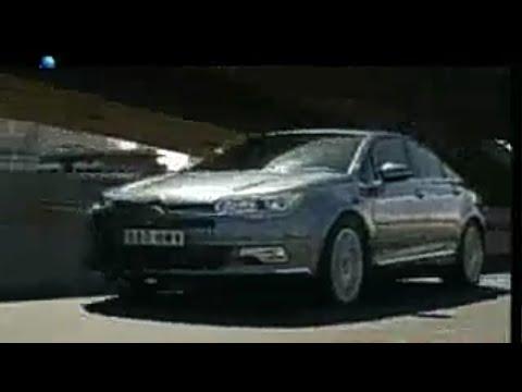 Citroen C5 Reklamı (2008)