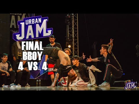 URBAN JAM 2019 | FINAL BREAKING 4vs4 | HANOI ALLSTARS Vs TRUE RELIGION