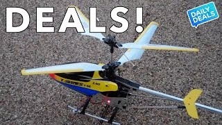 Best Remote Control Helicopter, Unbreakable RC Helicopter ► The Deal Guy