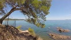 Sentier du littoral de La Londe Les Maures