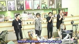 [ENG SUB] 130802 EXO @ Yoo In Na