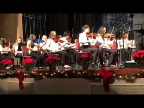 Liberty Bell Middle School Orchestra 2014
