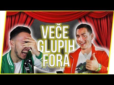 VEČE GLUPIH FORA w/ Braco Gajić
