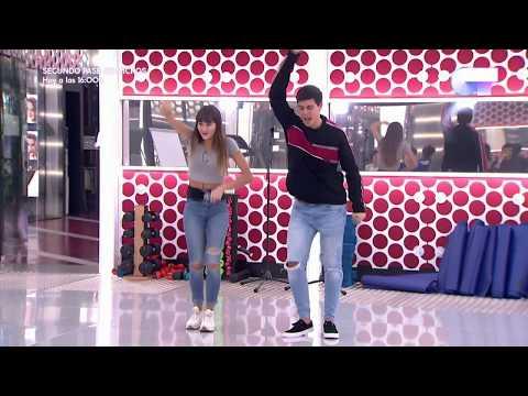 EL MISMO SOL - Alfred y Aitana   Segundo pase de micros para la Gala 5   OT 2017