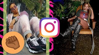 We Tried The Beyoncé Instagram Challenge
