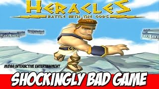 Heracles Battle With The Gods - Criminally bad PS2 game
