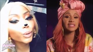Nicki Minaj EXPOSED in Cardi B Beef / Diss