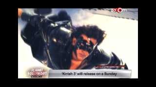 Revealed: Release date of Krrish 3