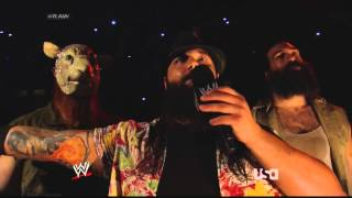 Bray Wyatt speaks the truth about society and John Cena