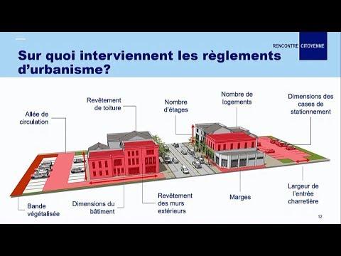Lancement de la démarche interactive sur la révision des règlements d'urbanisme - 21 mai 2019
