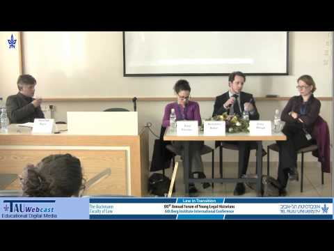 Panel - Ideology, Totalitarianism, and Law