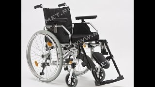 Кресло-коляска с подъемными подножками FS 250(, 2013-12-25T07:18:34.000Z)