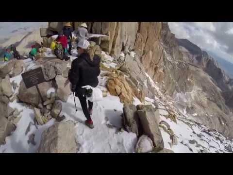GOPRO Mt. Whitney July 2015 HD