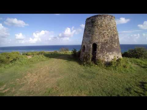 Scenes around Saint Croix USVI