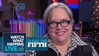 Kathy Bates Toked With WHO!? - WWHL