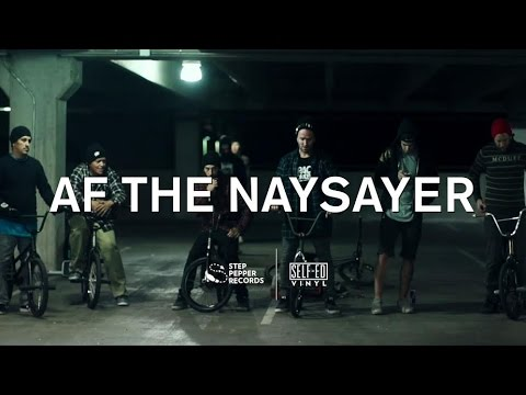 AF THE NAYSAYER - SUNDAY (OFFICIAL VIDEO)