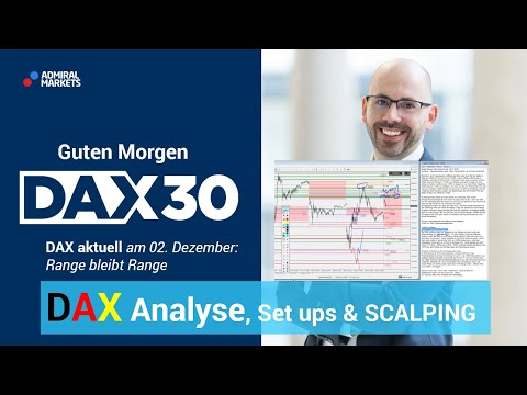 DAX aktuell: Analyse, Trading-Ideen & Scalping | DAX 30 | CFD Trading | DAX Analyse | 02.12.19