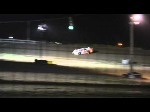 Late Model Race #80 Jeff Kroger