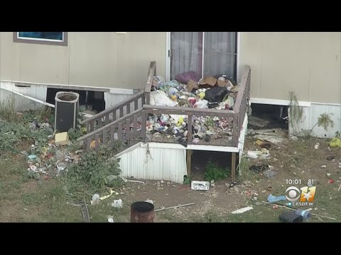 4 Children Lived Alone In Separate Trailer From Drug Addicted, Abusive Parents In Parker County