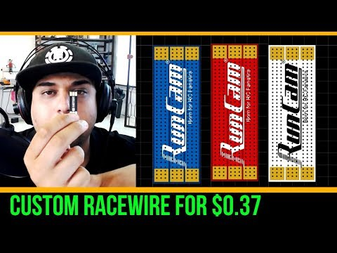 Make Your Own Custom FPV RaceWire in 10 Minutes