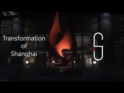 Transformation of Shanghai